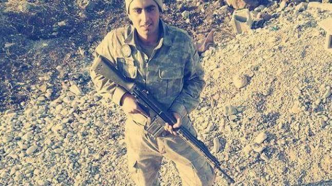 Suriye Tarafından Açılan Ateş Sonucu Sınırda Nöbet Tutan Asker Şehit Oldu