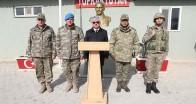 Vali Doğan'dan Sınırın Sıfır Noktasındaki Birliklere Ziyaret