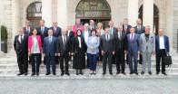 Cumhurbaşkanlığı Kültür ve Sanat Politikaları Kurulu Toplantısını İlimizde Yaptı