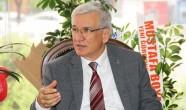 Başkan Yeloğlu  21 Ekim Dünya Gazeteciler Gününü kutladı.