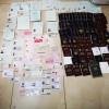 Suriyelilere sahte pasaport ve kimlik düzenleyen matbaaya baskın