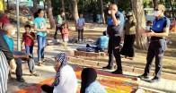 REYHANLI ZABITA EKİPLERİNİN COVİD 19 DENETİMİ SÜRÜYOR