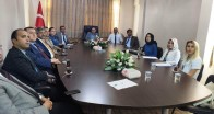 Kumlu'da bağımlılıkla mücadele toplantısı