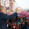 """Cumhurbaşkanı Erdoğan, """"Fildişi kuleler ve sırça köşkler içinde değil, halkın arasında siyaset yapıyoruz"""""""