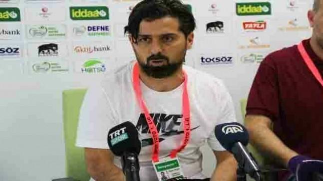 Hatayspor – Adana Demirspor maçının ardından