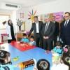 Vali Doğan Çocuk Yaşam Merkezini Ziyaret Etti