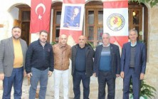 BOSTAN YILMAZ'DAN HGC BAŞKANI TEMİZYÜREK'E ZİYARET