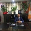 Saruhan, İlçe Başkanlığından istifa etti