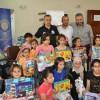 Suriyeli yetim çocuklar  sevindirildi