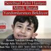 Milletvekili Şanverdi'den DUYARLILIK çağrısı