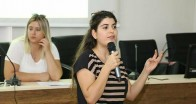 BÜYÜKŞEHİR STAJYERLERİNE 'İŞ SAĞLIĞI VE GÜVENLİĞİ'  EĞİTİMİ VERİLDİ