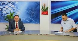 BAŞKAN SAVAŞ, DEMOKRASİ BULVARI'NDA ÇARPICI AÇIKLAMALARDA BULUNDU