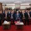 Vali Doğan Başkanlığında Uyuşturucu ile Mücadele Toplantısı Yapıldı