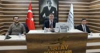 HBB OCAK AYI MECLİS TOPLANTISININ 2. BİRLEŞİMİ GERÇEKLEŞTİ