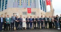 Kubbetül Sahra Camii'sinin açılışı dualarla gerçekleşti