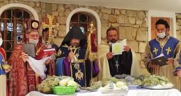Hatay'da Meryem Ana Yortusu ve Üzüm Bayramı Kutlandı