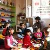 Suriyeli yetimlere çocuk paketi dağıtımı