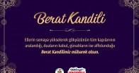 Başkan Hacıoğlu'nun Berat Kandili Mesajı