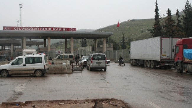 Askere ateş açan Suriyeli tutuklandı