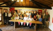 Avrupa'dan Gelen Gazeteciler HGC'yi Ziyaret Etti