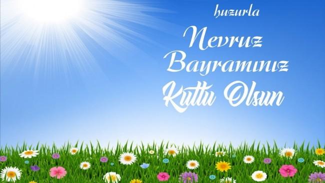 Başkan Hacıoğlu'nun Nevruz Bayramı Kutlama Mesajı