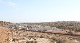 İHH ve Katar Raf Kurumu Suriye'de köy inşa ediyor