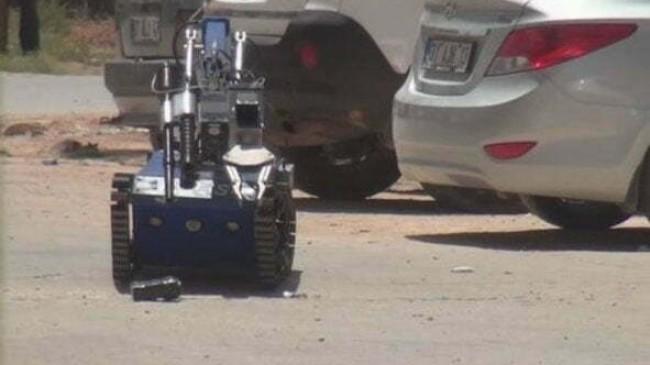 Reyhanlı'da Şüpheli Poşetten Bomba Çıktı