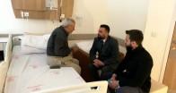 Gençlik Kolları'ndan hastane ziyareti