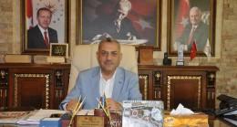 Başkan Şanverdi'nin Miraç Kandili Mesajı