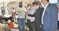 REYHANLI'DA COVİD-19 DENETİMLERİ YAPILDI