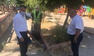 Yenişehir Gölü'nde Temizlik çalışması başlatıldı