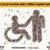 Başkanı Şanverdi'nin Dünya Engelliler Haftası Mesajı