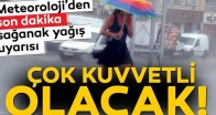 """METEOROLOJİ'DEN HATAY İÇİN """"SARI"""" UYARI"""