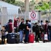 Suriyeliler, bayramlaşmak için ülkelerine gidiyor
