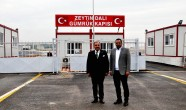 """TSO Başkanı Zaroğlu:  """"Afrin'e açılan Zeytin Dalı Gümrük Kapısı Cilvegözü'nün yükünü hafifletecek"""""""