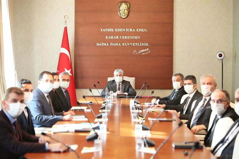 TVF Rafineri ve Petrokimya Projesi Bilgilendirme Toplantısı Yapıldı