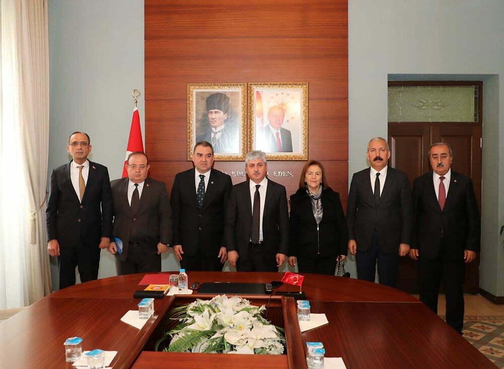 Fatih Sultan Mehmet Ortaokulu'nun Yenilenme Protokolü İmzalandı