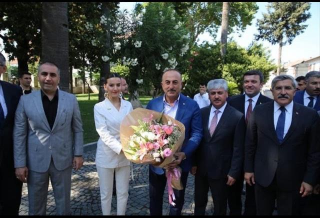 Dışişleri Bakanı Çavuşoğlu Hatay'da