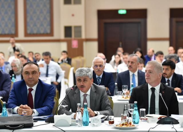Suriye Görev Gücü Koordinasyon Toplantısı Gerçekleştirildi