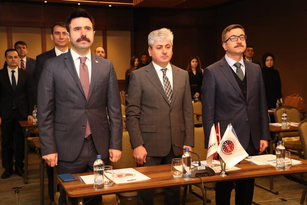 Entegre Sınır Yönetimi Çalıştayı Hatay'da Yapıldı