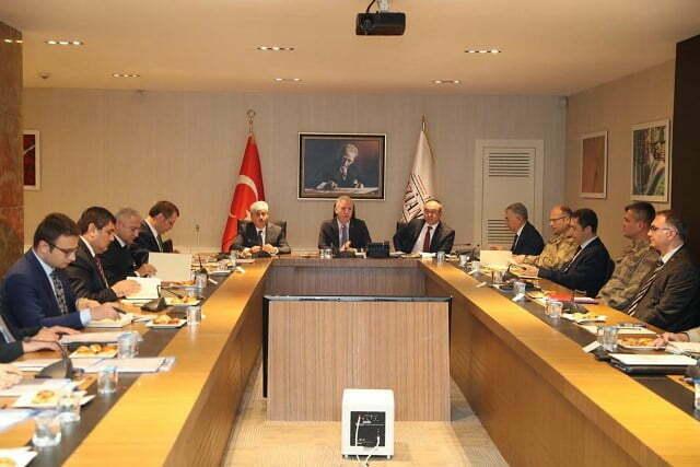 Suriye Koordinasyon Toplantısı Yapıldı
