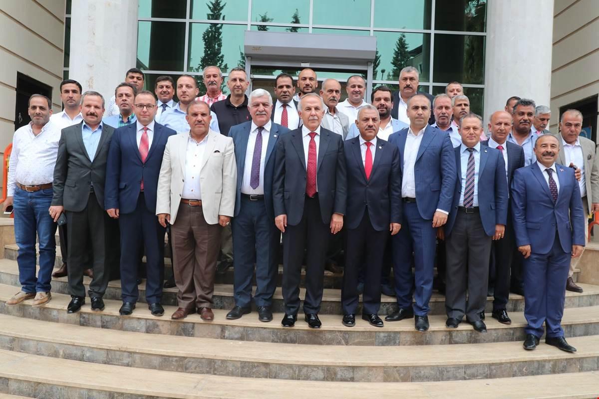 Reyhanlı'ya 39 ayrı sektörde devlet yatırımı