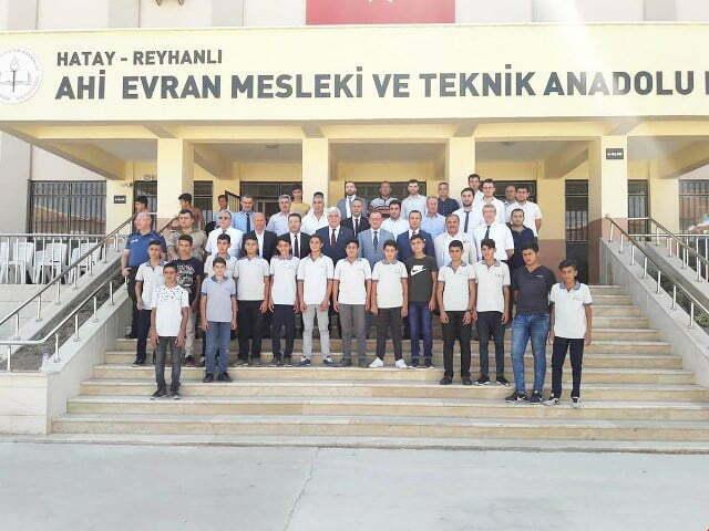 Reyhanlı'da Ahilik Haftası kutlandı