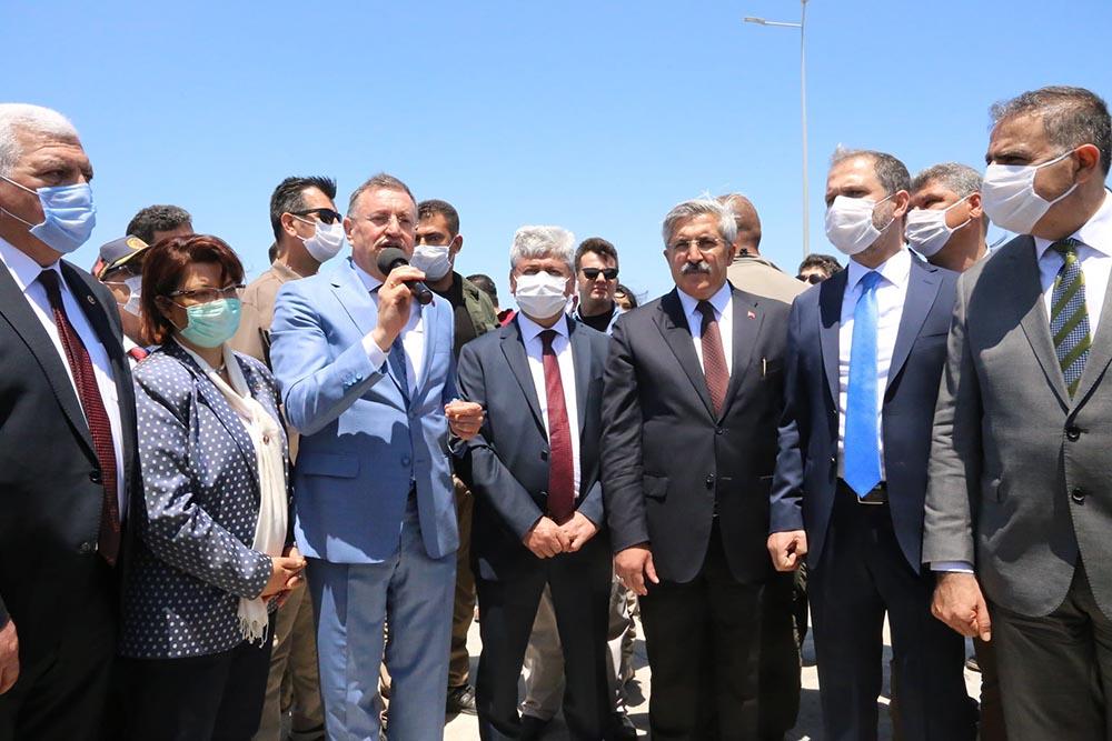 BAŞKAN SAVAŞ HATAYSPOR'U UNUTMADI