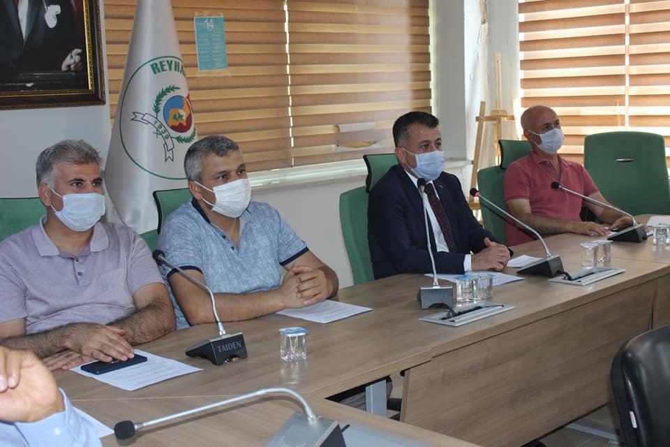 Dünya Vatandaşları için Reyhanlı'da yapılan 'Toplum Merkezi' Eylül ayı sonunda tamamlanacak