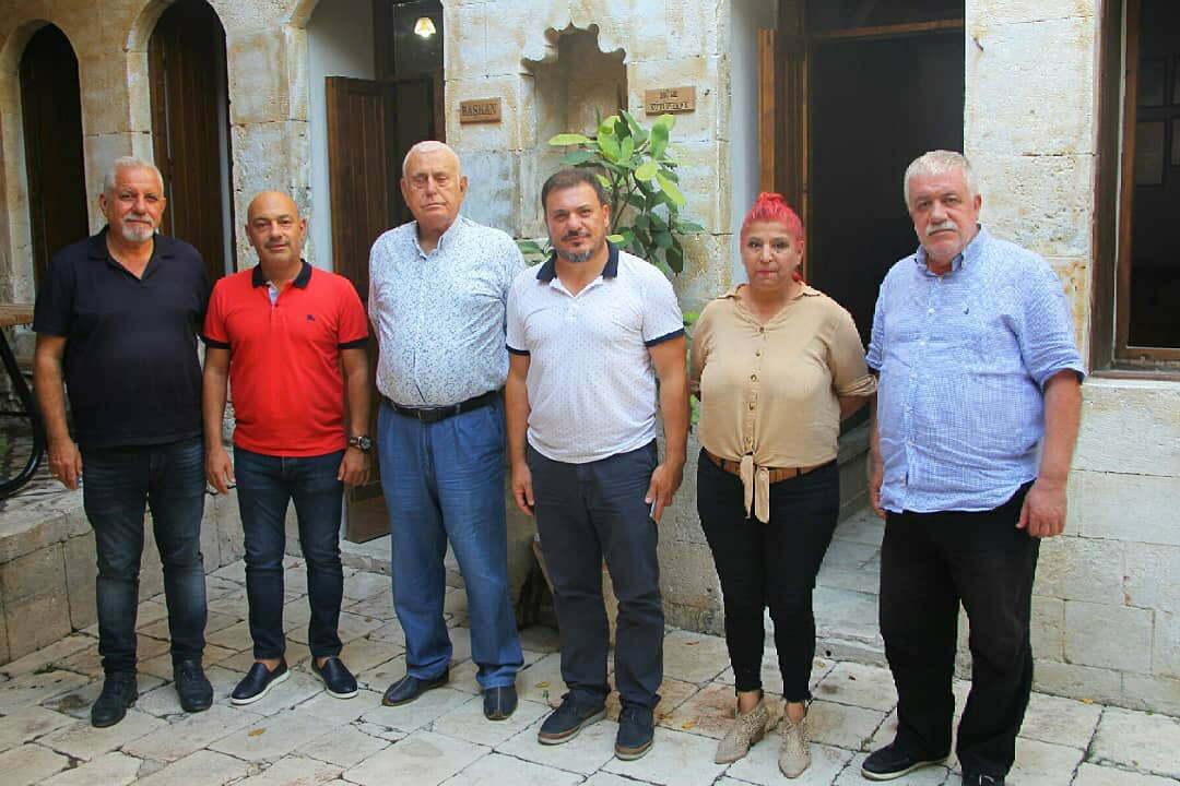 METE ASLAN'DAN HGC'YE ZİYARET