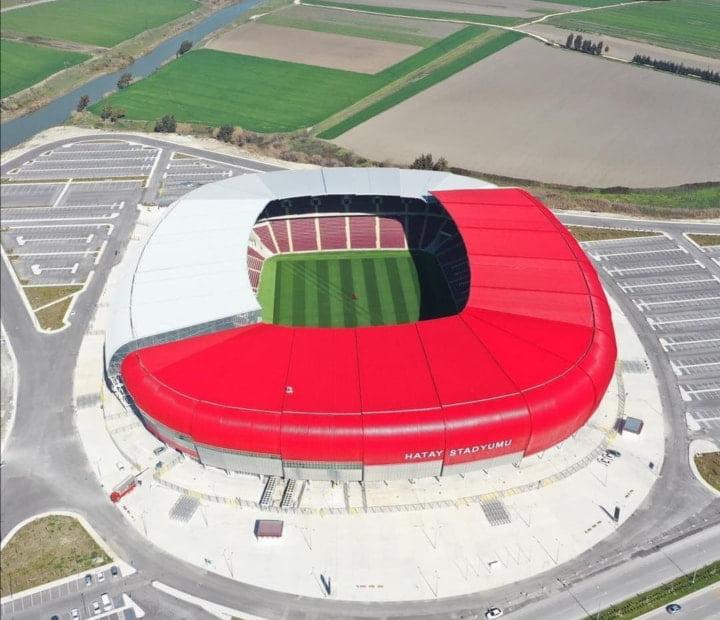 Hatay Stadyumu, Atakaş Hatayspor'a  devredildi