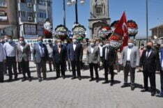 Reyhanlı'daki terör saldırısının 8. yılı
