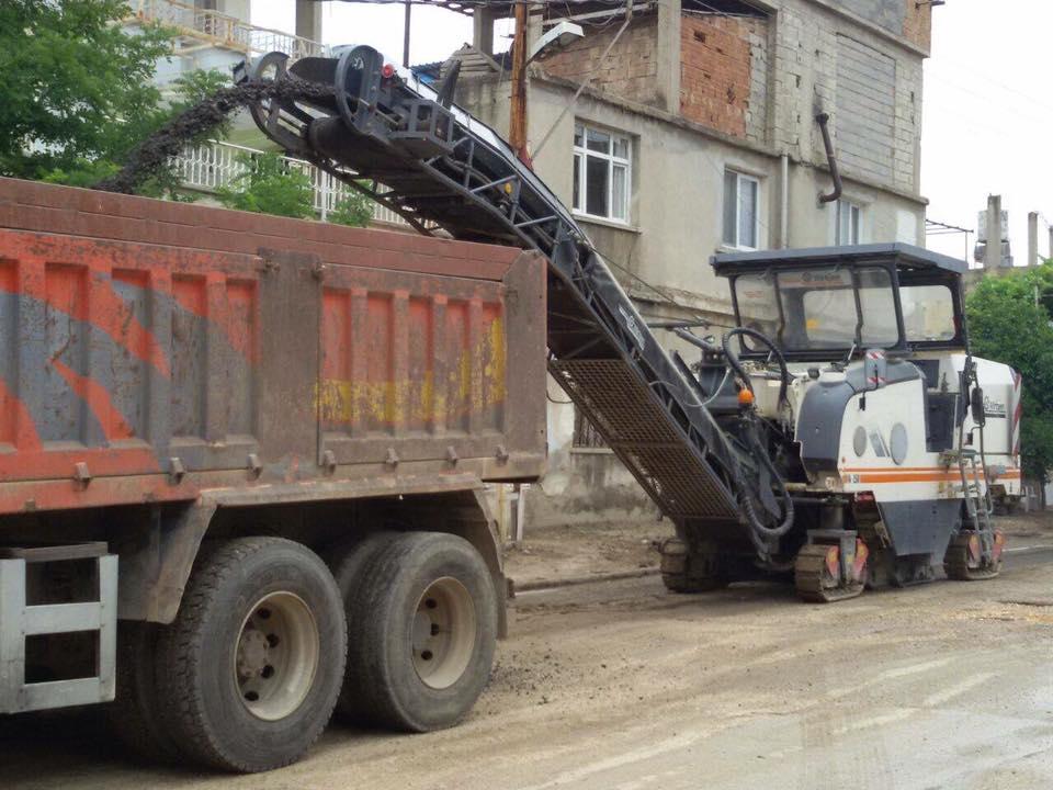 Reyhanlı Belediyesi çalışmalarda hız kesmiyor