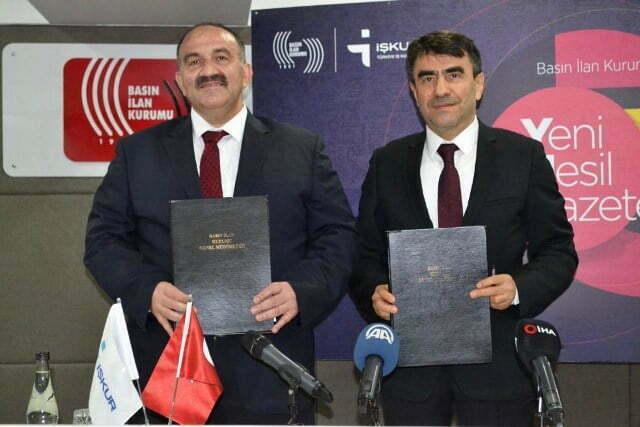 BİK ve İŞKUR arasında iş birliği protokolü yenilendi